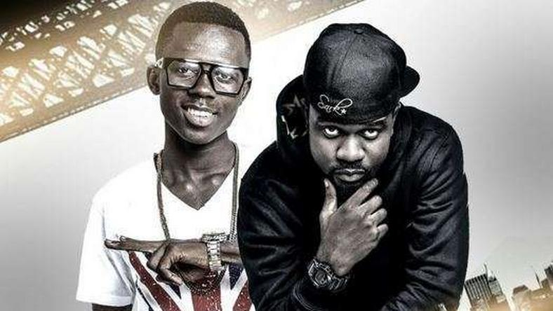 strongman and sarkodie