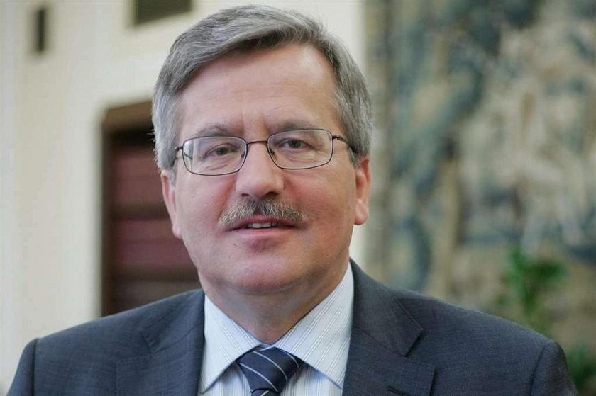 Kwaśniewski radzi: Bronek, do pałacu!
