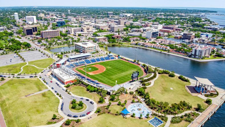 Stadion Pensacola Blue Wahoos