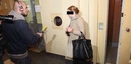 Żona oszusta ma torbę za cztery renty!