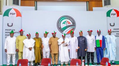 PDP governors working to unify force ahead of 2023 general elections