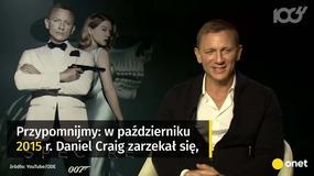 Daniel Craig jednak znów w roli Jamesa Bonda! Co jeszcze wiemy o kolejnym filmie?