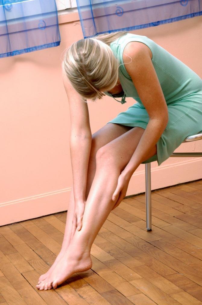 Da bismo sačuvali zglob kolena, treba da ojačamo mišić iznad njega, i to najpre skidanjem viška kilograma