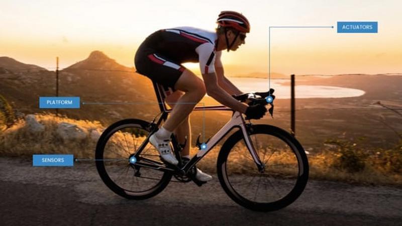 Pinarello BluBrake - bezpieczne hamulce rowerowe