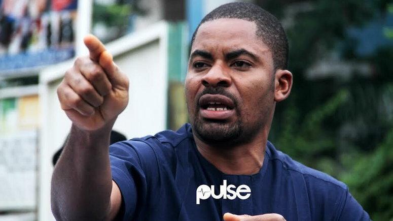 Deji Adeyanju attacks Nnamdi Kanu over IPOB's plan to disgrace ...