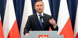 Andrzej Duda miał wypadek!
