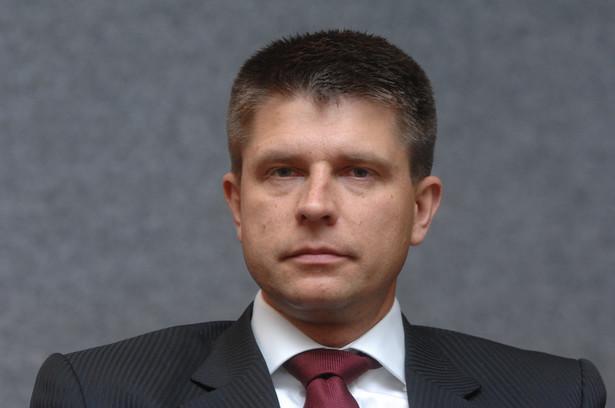 Ryszard Petru, przewodniczący Towarzystwa Ekonomistów Polskich partner PWC