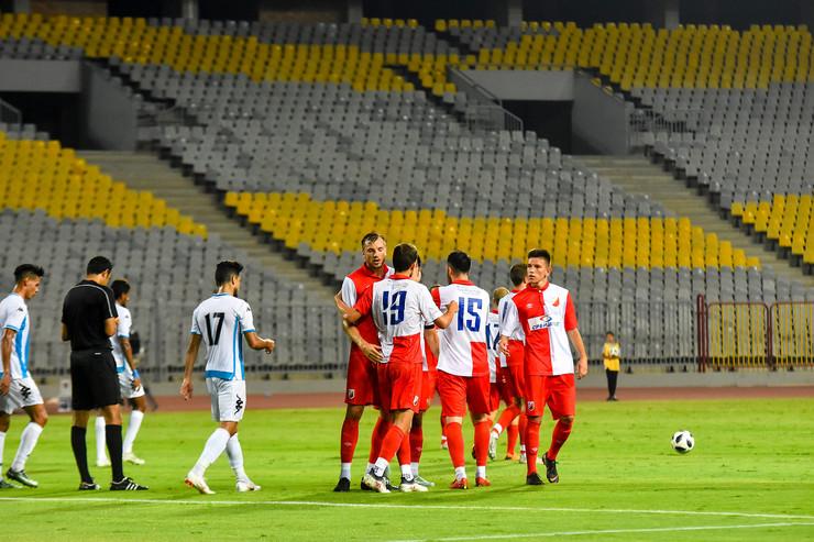 FK Vojvodina, FK Piramidas