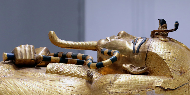 Tutankamon sarkofag