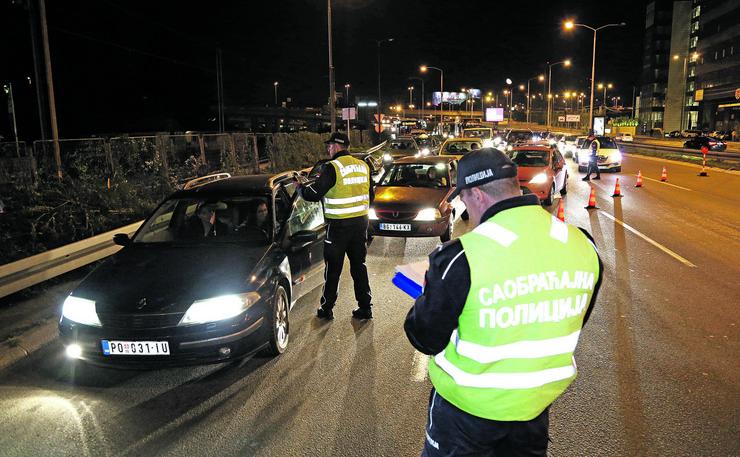 Kontrola saobraćaja