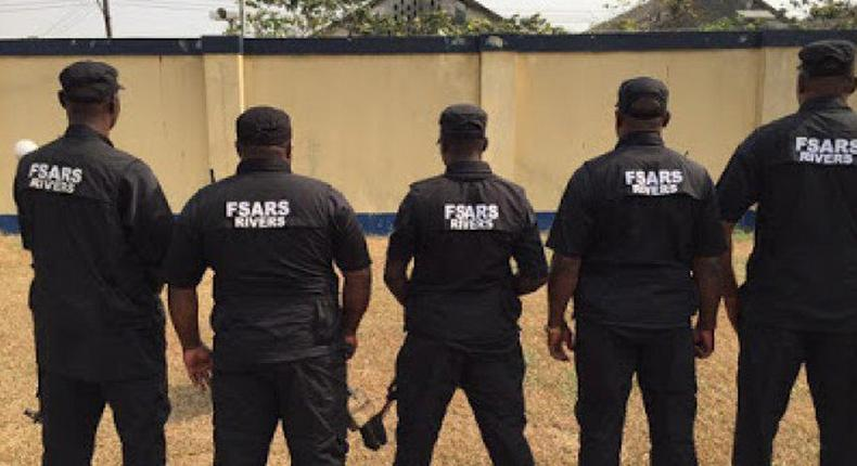 SARS operatives are always in the news for assaulting Nigerians (Punch)