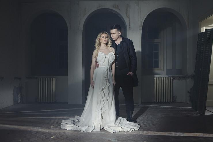 MESECIMA SU OVO KRILI Danijela Karić i Ivan Mileusnić predstavili duet i sve oduševili
