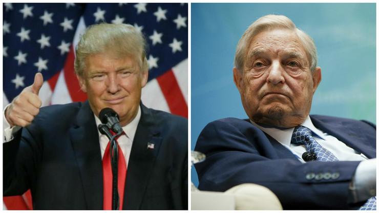 Kombo tramp Soros