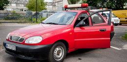 Kup samochód od stołecznych drogowców