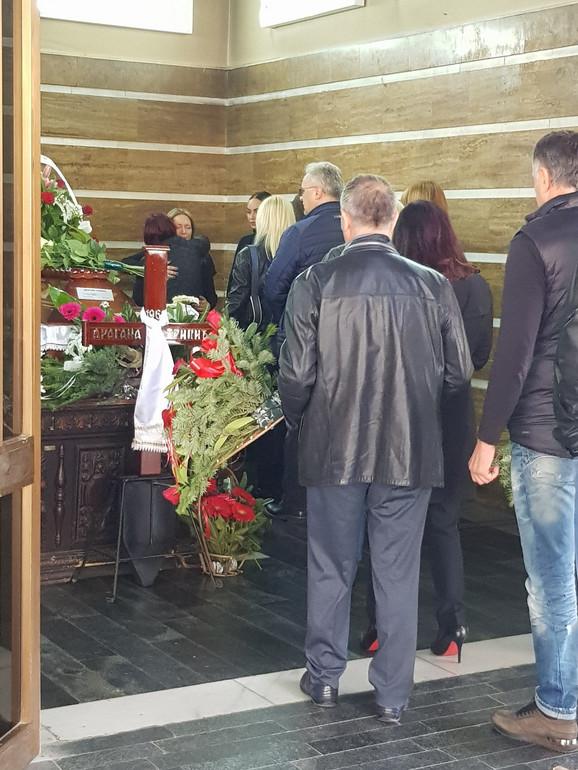 Ćerka Dragane Tripić prima saučešča