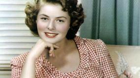 30 lat temu zmarła Ingrid Bergman