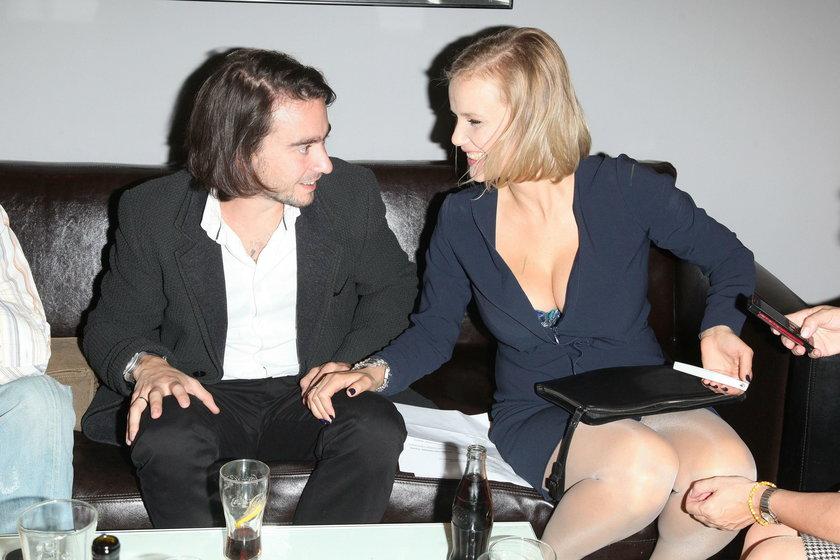 Joanna Kulig i Maciej Bochniak