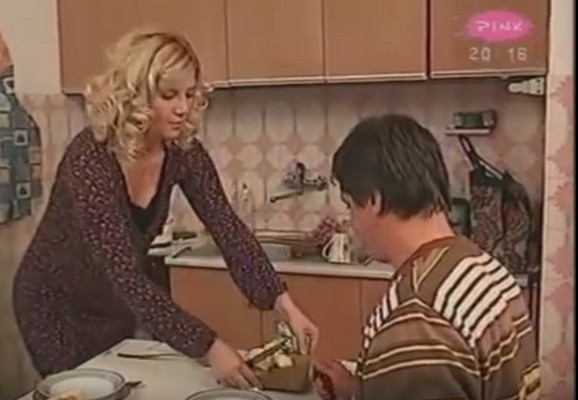 Dragana Turkalj u seriji