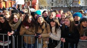 Justin Bieber - koncert w Polsce [Łódź; wideo]
