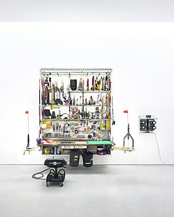 Rad Toma Saksa biće realizovan u Galeriji SANU