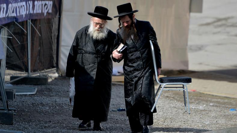 Żydzi z całego świata przybywają do Leżajska