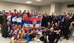 ZA OTADŽBINU VOLJENU I DIVNU Naši odbojkaši uz novi nadimak slavili evropsku medalju