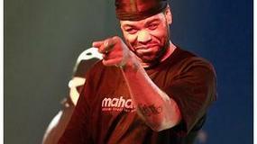 Method Man noszony na rękach