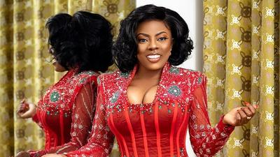 Woman crush: 6 times Nana Aba Anamoah dazzled us in red outfits
