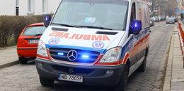 Ciężarna 14-latka w ciężkim stanie trafiła do szpitala w Żurominie. Dziecko nie żyło