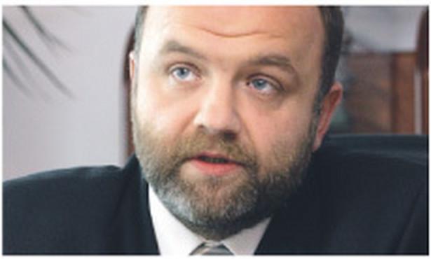Michał Serzycki, generalny inspektor ochrony danych osobowych Fot. Wojciech Górski