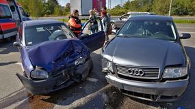 Uważajmy na drogach – rośnie liczba wyłudzeń odszkodowań z OC