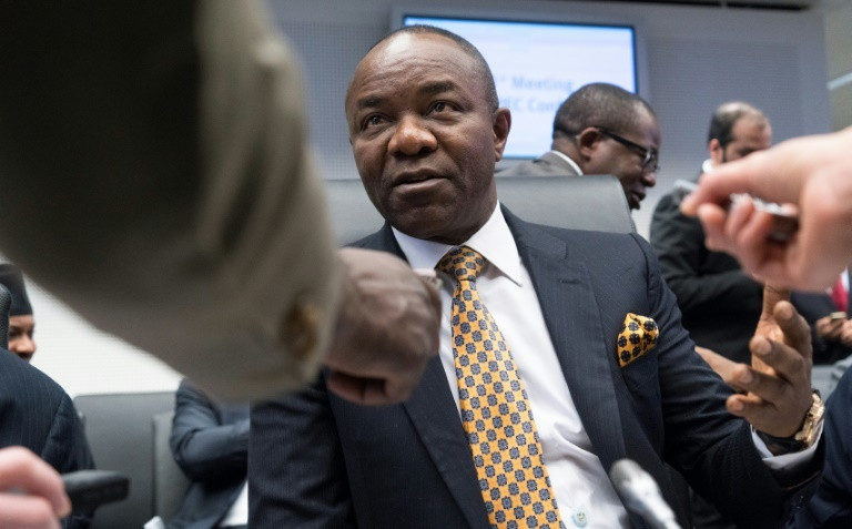 Former Petroleum Resources Minister Ibe Kachikwu (The Nation)