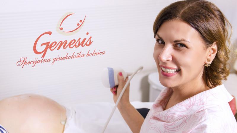 """Specijalna ginekološka bolnica """"Genesis"""" Novi Sad"""
