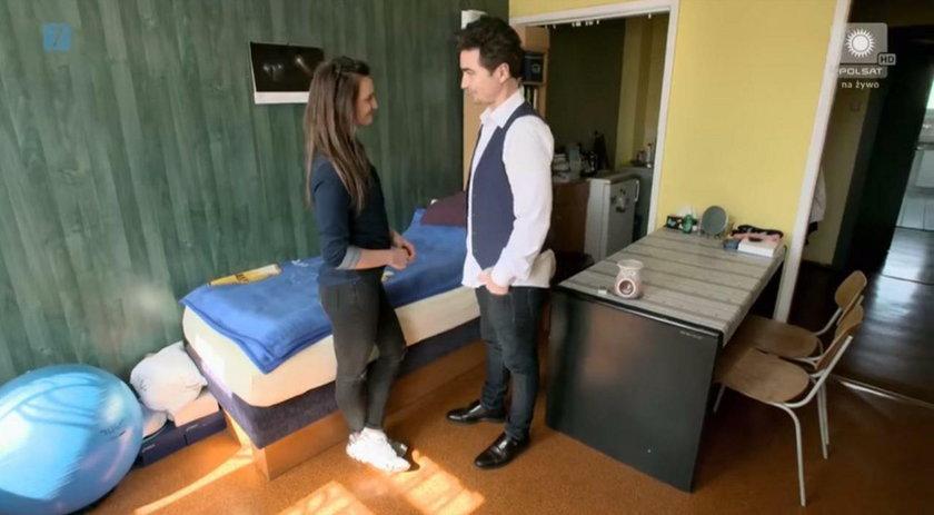 Joanna Mazur dostała nowe mieszkanie