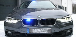 Uważaj na takie BMW. Możesz dostać mandat
