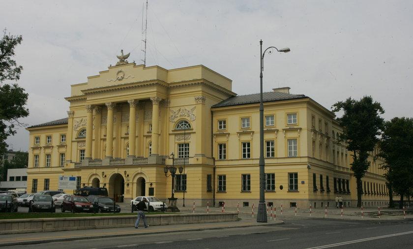 Pałac Mostowskich w Warszawie