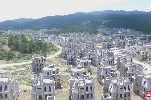 Turska je uložila GOMILU NOVCA u superluksuzni grad sa 587 luksuznih zamkova. Prodali su tek nekoliko, a evo i zašto