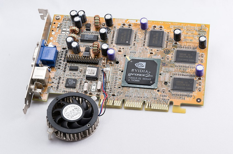 Nvidia GeForce 2 GTS (2000)