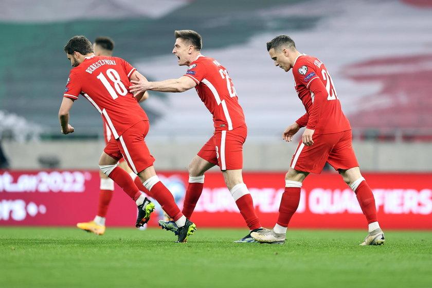 Węgry –Polska 2:2