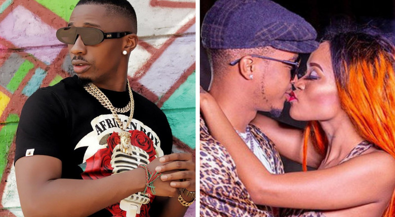 Juma Jux addresses allegations of having an affair with singer Ruby