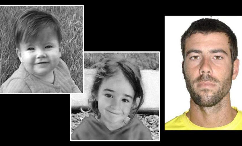Śledczy uważają, że Tomas Gimeno jest mordercą swoich córek: 6-letniej Olivii i rocznej Anny.