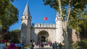 Słynnemu muzeum Topkapi w Stambule grozi zawalenie