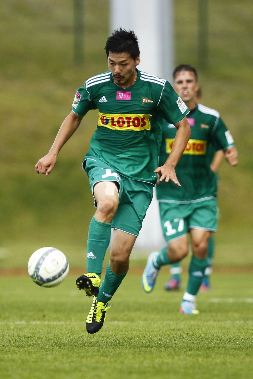 Daisuke Matsui został piłkarzem Lechii Gdańsk