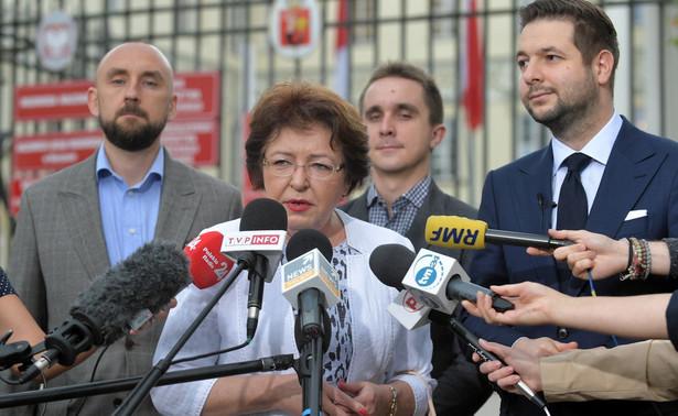 """""""Jestem w tyle za Rafałem Trzaskowskim, jeżeli chodzi o naśladowanie Bronisława Komorowskiego. Tu jest absolutnie liderem"""" - powiedział Jaki."""