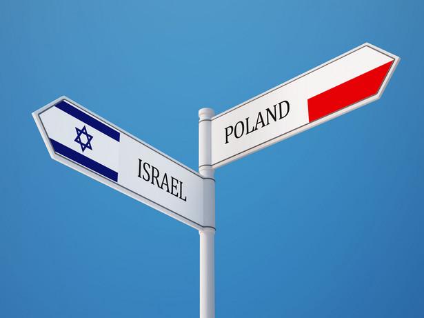 """Poruszenie wywołała ocena, że do głów izraelskiej młodzieży """"bywa sączona nienawiść do Polski"""""""