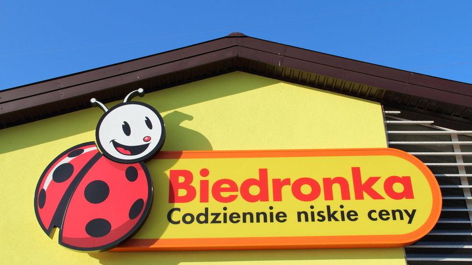 Biedronka dostała karę ponad 700 mln zł