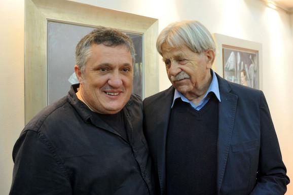 Miilan Tucović i Ljubivoje Ršumović