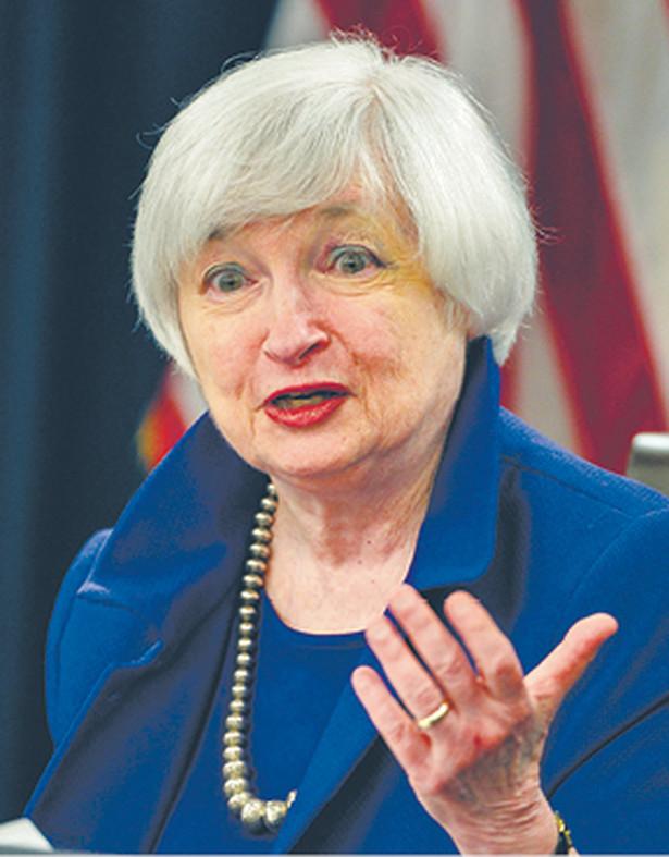 Janet Yellen, poprzednia szefowa Fed