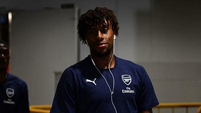 Super Eagles star Alex Iwobi joins Everton in a Nigerian record signing of £40m from Arsenal