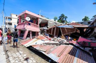 Klęska za klęską na Haiti